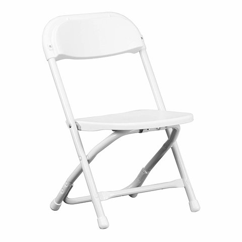 Kids White Chairs