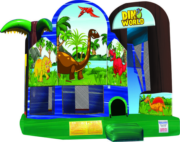 Dino World Backyard