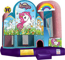 Unicorn Backyard