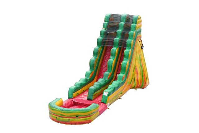Fiesta Slide 21ft Slide