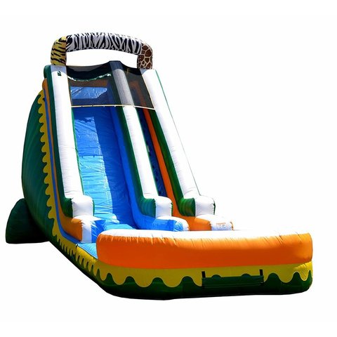 18ft Safari Water slide