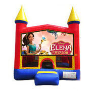 Elena Of Avalor Bounce house