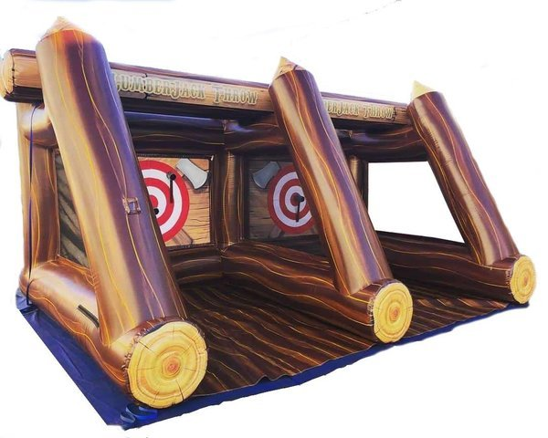 Axe Throwing Inflatable (2 Player)