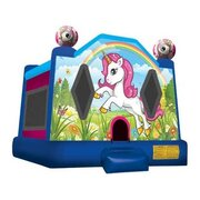 Unicorn 13x13 bounce house