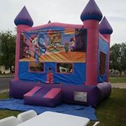 Sherriff Callie Bounce house 13x13