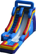 16ft Blue Boy Slide