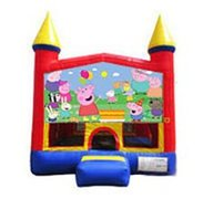 Peppa Pig Bounce house 13x13