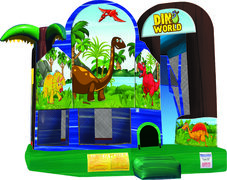 Dino World Backyard Combo (Dry Only)