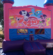 My Little Pony Bounce house 13x13