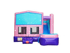 7 in 1 pink glitter modular wet or dry