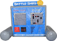 Battleship Inflated Game