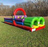 Wacky Obstacle Course 33ft