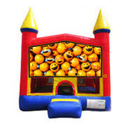 Emoji Bounce house 13x13