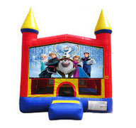 Frozen Bounce House 13x13