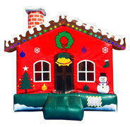 Holiday Winter House Christmas