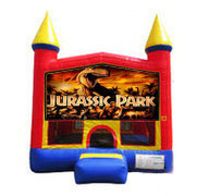 Dinosaurs Bounce house 13x13