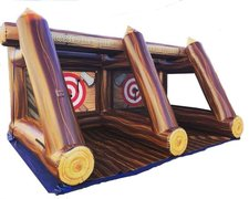 Ax Throwing Inflatable (2 Player)