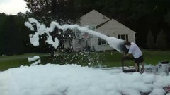 Foam Parties (Foam cannon)