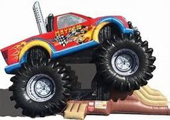 Monster truck combo Dry only