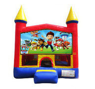 Paw Patrol Bounce house 13x13
