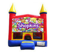 Shopkins Bounce House 13x13