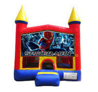 Spider-man Bounce house 13x13