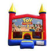 Toy Story Bounce house 13x13
