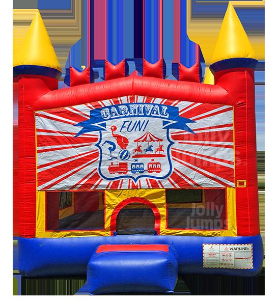 Carnival Jump Carousel Carinval Bounce House Murrieta