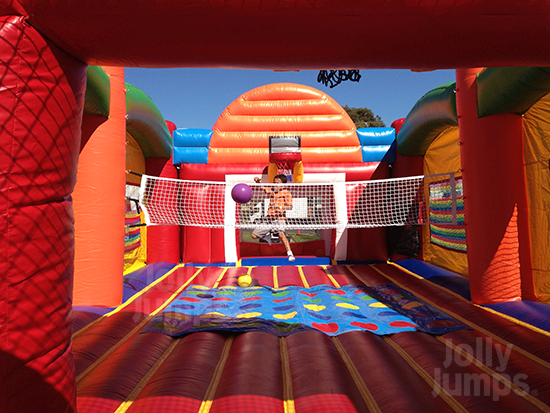 Ultimate Sports Jolly Jumps Murrieta Temecula Interactive
