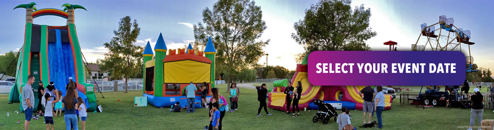 Jolly Jumps Bounce House Rentals Water Slide Rentals And Party