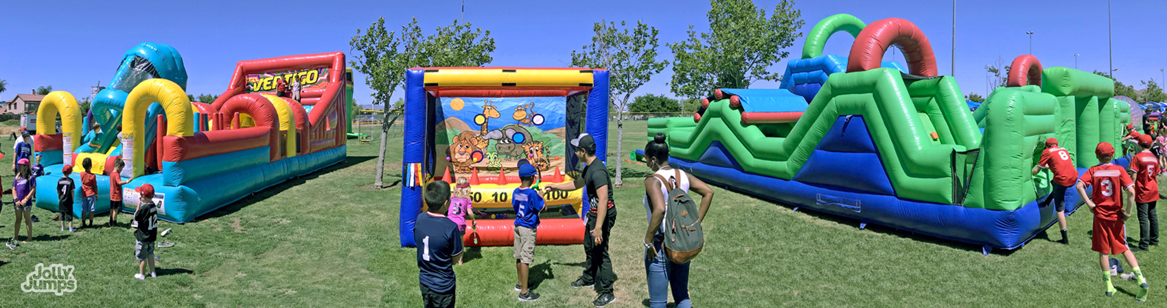 Jolly Jumps Bounce House Rentals Water Slide Rentals