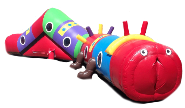 Crazy Caterpillar Obstacle