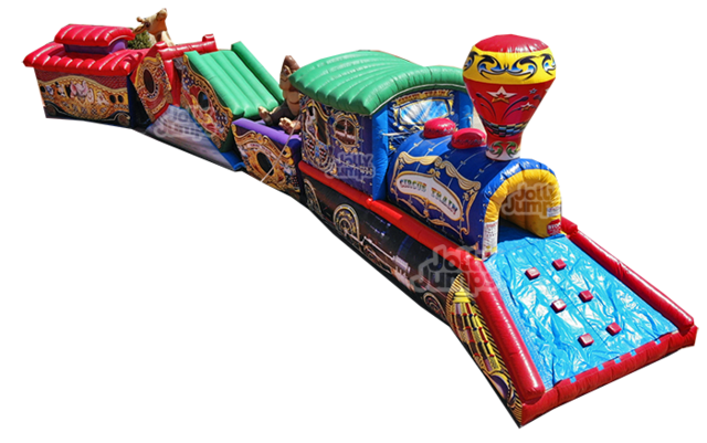 Circus Train Junior Obstacle