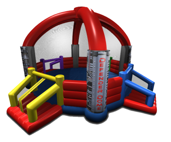 Defender Dodgeball Dome