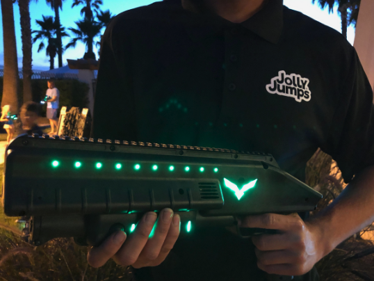 EPIC Laser Tag - Outdoor Event Package
