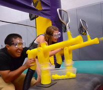 Cannon Ball Blasters