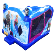 Disney Frozen Combo with Slide 4-in-1
