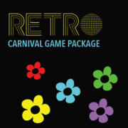 Retro Carnival Game Package
