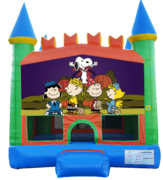 Charlie Brown Bounce House