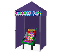 Balloon Pop Game Booth