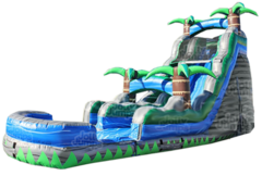 18 ft Boulder Rapids Water Slide