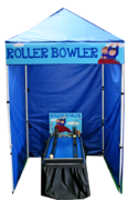 Roller Bowler - Roller Ball Game Booth
