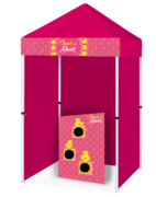 Chuck a Duck - Bean Bag Toss Game Booth