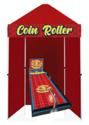 Coin Roller Game Booth