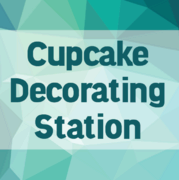 Cupcake Decorating Station