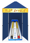 Flap Attack - Game Booth
