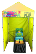 Funky Flip - Flip Challenge Game Booth