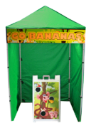 Go Bananas - Toss Game Game Booth