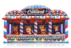 Grand Carnival Game Package with Classic Games