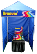 Groovin - Roller Ball Game Booth